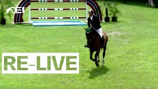 LIVE 🔴 | Jump Off - Against the Clock | São Paulo | FEI Jumping World Cup™  Qualifier