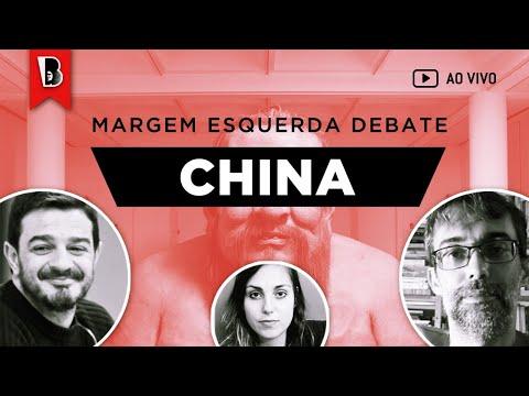CHINA: horizonte SOCIALISTA ou fim de linha CAPITALISTA? — #MargemEsquerda debate