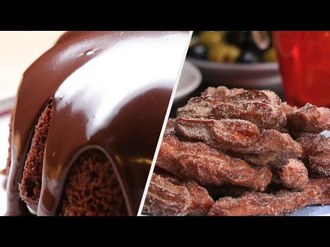 5 Heavenly Desserts For Chocolate Lovers Only ? Tasty Recipes
