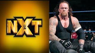 UNDERTAKER Return Announced !  & NXT Airing on USA NETWORK