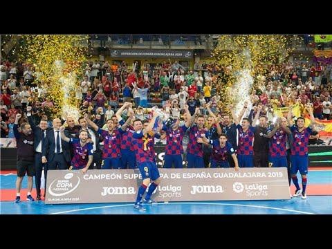 Supercopa de España 2019/2020: Barça - ElPozo Murcia
