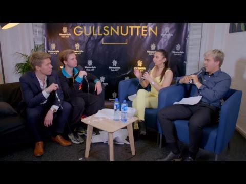GULLSNUTTEN 2018 - ETTERFEST