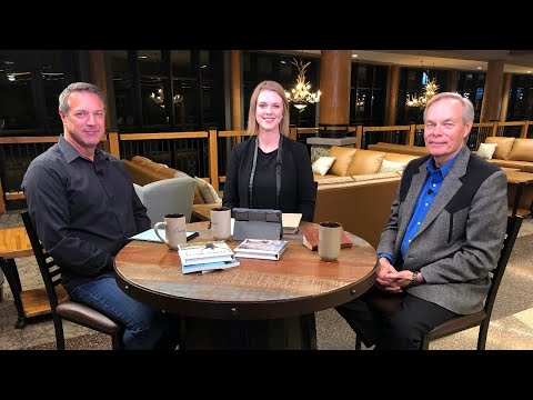 Andrew's Live Bible Study - Greg Fritz & Andrew Wommack - November 19, 2019