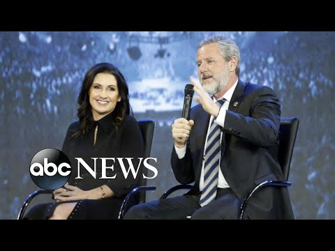 911 call from Jerry Falwell's wife after he fell gets released | WNT