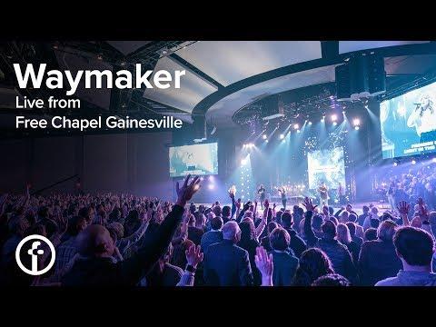 Waymaker (Live)  @Free Chapel Music