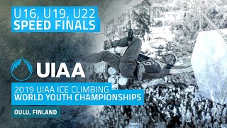 Oulu, Finland | Speed Finals l 2019 UIAA World Youth Championships