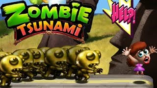 Zombie Tsunami - Golden Opportunity [Android Gameplay, Walkthrough]