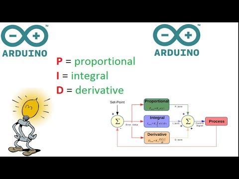 PID control on arduino - UCv2D074JIyQEXdjK17SmREQ