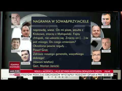 """TYLKO U NAS! Całe nagranie """"Sowa&Przyjaciele"""" cz.2 (Sowa, Janicki, Graś i inni)"""