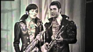 ВИА Весёлые Ребята - Люди встречаются (Live 1971).avi