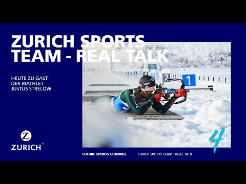 Zurich Sports Team - Real Talk mit Justus Strelow