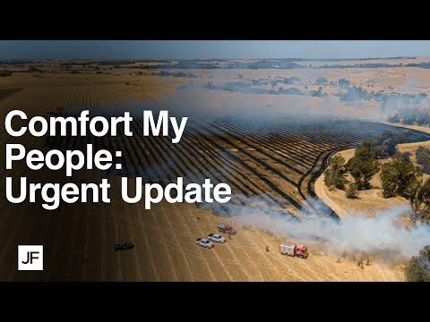Comfort My People: Urgent Update  Jentezen Franklin