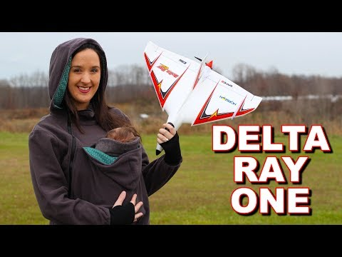 E-flite Delta Ray One - The One Anyone Can Learn to Fly - TheRcSaylors - UCYWhRC3xtD_acDIZdr53huA