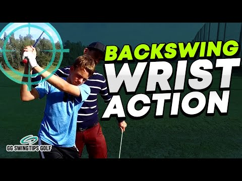 How to Set Your Wrist During Backswings