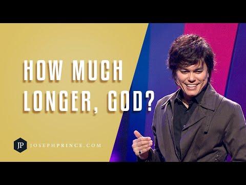 How Much Longer, God?  Joseph Prince