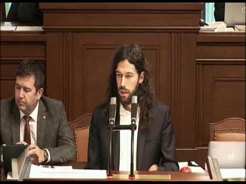 Mikuláš Ferjenčík komentuje návrh rozpočtu pro rok 2019