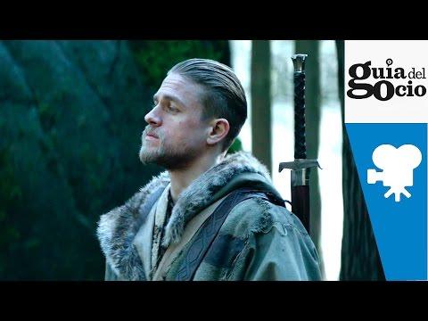 Rey Arturo: La leyenda de Excálibur ( King Arthur: Legend of the Sword ) - Trailer español