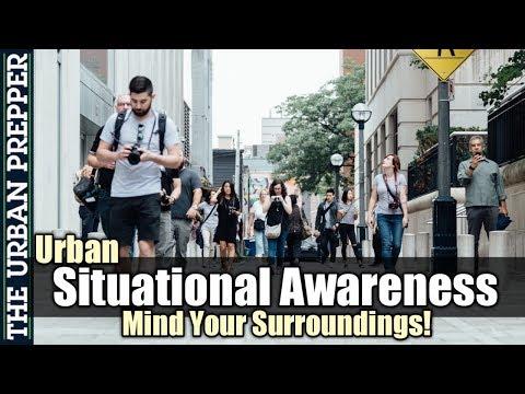 Urban Situational Awareness: Mind Your Surroundings!
