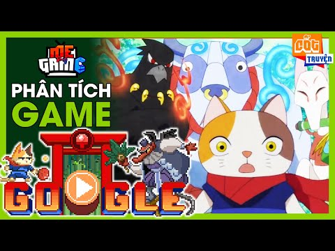 Phân Tích Game: Champion Island - Bí Ẩn Nhật Bản | Olympic Tokyo 2020 - meGAME