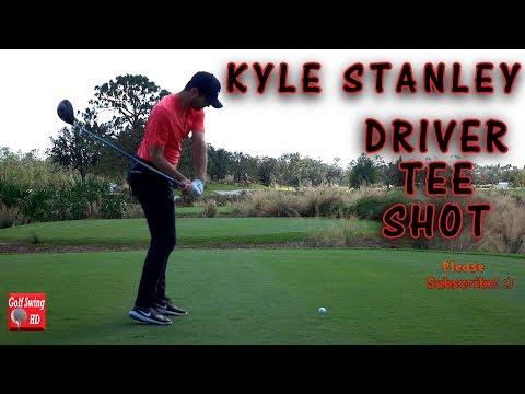 KYLE STANLEY DRIVER GOLF SWING QBE TIBURON SLOW MOTION 1080 HD