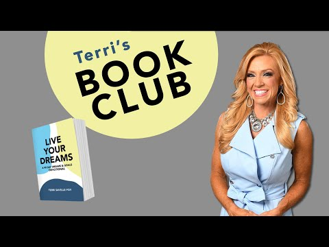 This will motivate you today  Virtual Book Club with Terri Savelle Foy