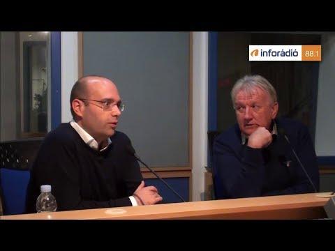 InfoRádió - Aréna - Mráz Ágoston Sámuel és Závecz Tibor - 1. rész