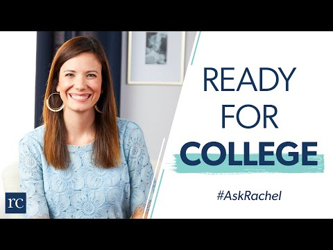How Can My Kid Best Prepare For College Financially? #AskRachel