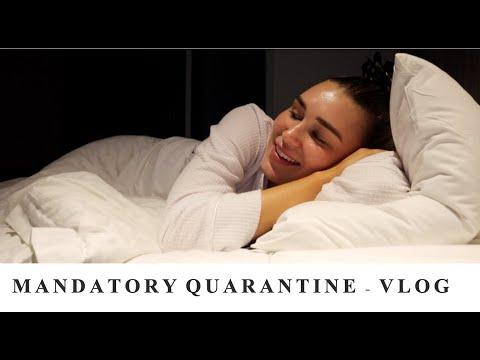 Mandatory Quarantine - VLOG