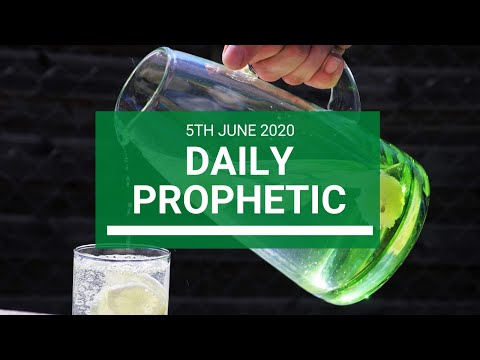 Daily Prophetic 5 June 2020 3 of 7