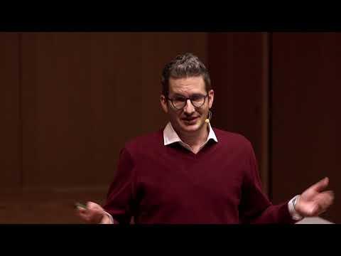 Stuttering Professor: A Case for Scrappy Teachers | Jeffery MacCormack | TEDxULeth
