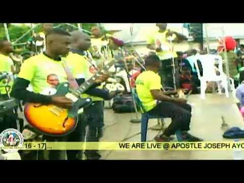 DAY 5 (MORNING SESSION) - Apostle Joseph Ayo Babalola Power Explosion 2019.
