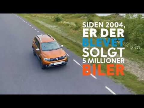 Dacia Road Stories...fejre vores 5 millioner biler solgt!