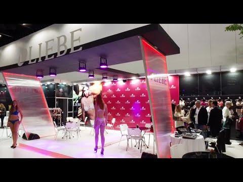Desfile de Lingerie da Liebe | Salão Moda Brasil 2016