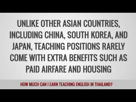 video on your salary opportunities in Thailand