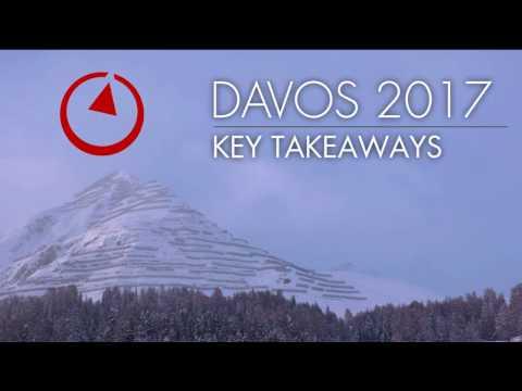 Davos 2017: Key Takeaways