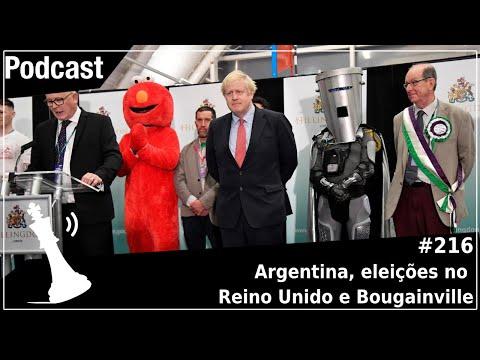 Xadrez Verbal Podcast #216 – Argentina, Reino Unido e Bougainville