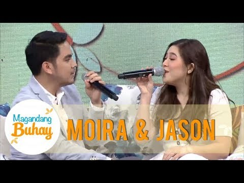 Magandang Buhay: Moira and Jason share a sneak peek of their new single
