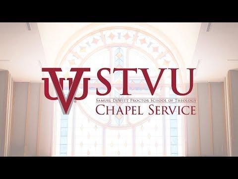 Samuel DeWitt Proctor School of Theology | Saturday Chapel Service October 17, 2020