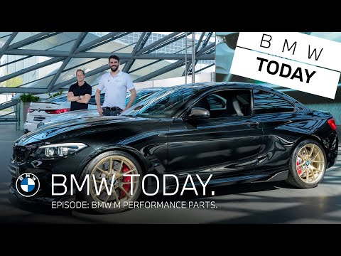 BMW TODAY - Episode 13: BMW M Performance Parts.