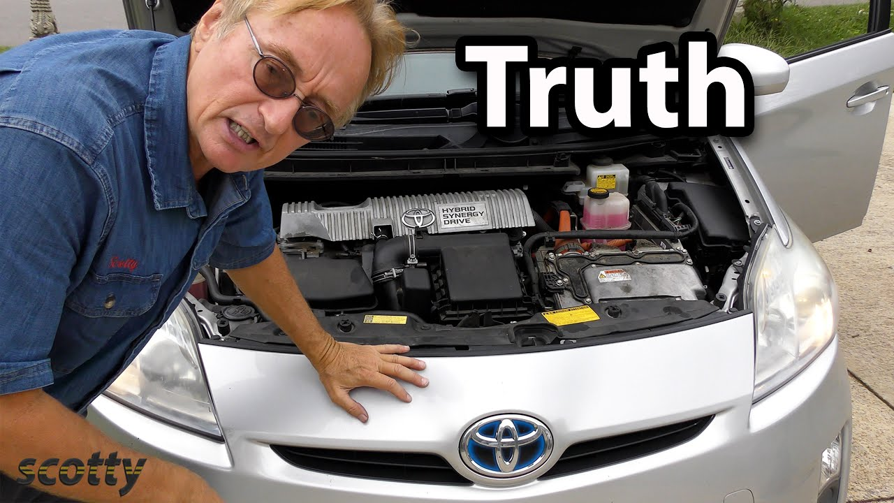 Here's Why Hybrid Cars Suck
