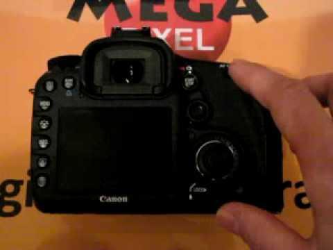 Videorecenze Canon EOS 7D tělo