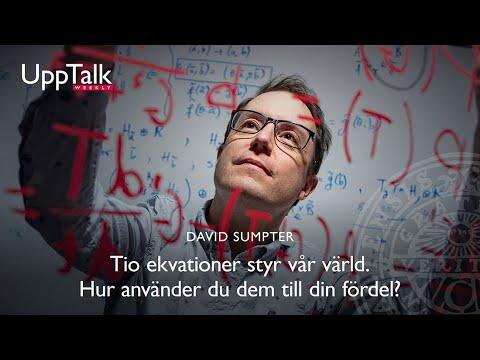 UppTalk Weekly: Tio ekvationer som styr vår värld