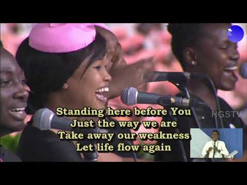 PSF CHOIR MINISTRATION  RCCG MARCH 2020 SPECIAL HOLY GHOST SERVICE