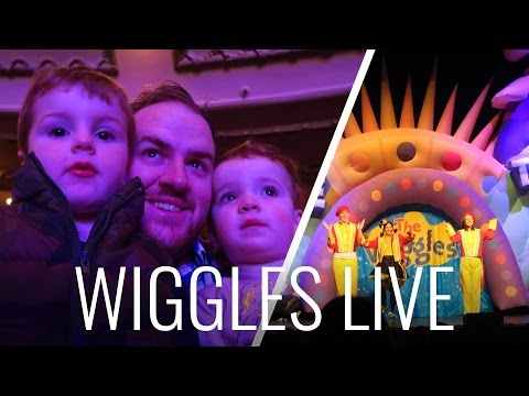 Taking them to the Wiggles Live Show