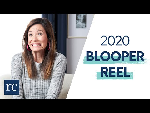 The Best Bloopers of 2020