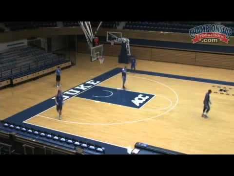 Duke Basketball: Quick Hitting Actions for Motion Offense - UCaCRCcO6gxXZDmkXXn4mY3w