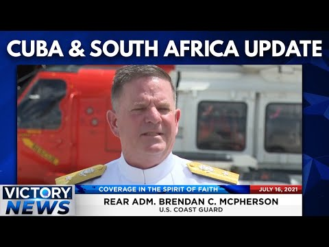 Victory News: Cuba & South Africa Update