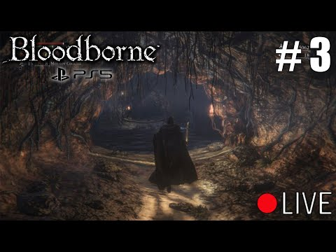 Ps5 Bloodborne Chalice Duengeons Stream Co op Let's Play #3
