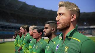 South Africa Vs Pakistan | 1st T-20 Match 2019 | Cricket Score & Commentary | Cricket 19 Gameplay