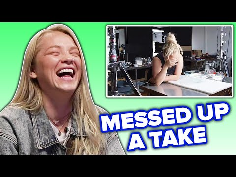 Alix Reacts To Her First Behind Tasty Video ?Tasty